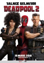 Deadpool 2 (2018) afişi