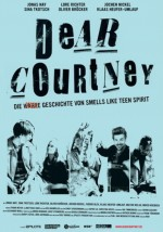 Dear Courtney (2013) afişi