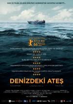 Denizdeki Ateş (2016) afişi