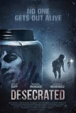 Desecrated (2015) afişi