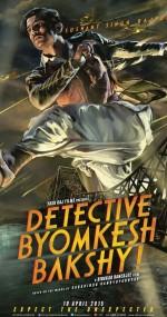 Detektif Byomkesh Bakshy (2015) afişi