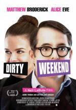 Dirty Weekend (2015) afişi