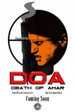 DOA: Death of Amar (2014) afişi