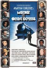 Doğu Ekspresinde Cinayet (1974) afişi