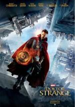 Doktor Strange (2016) afişi