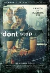 DonT Stop (2012) afişi