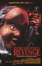 Dorchester's Revenge: The Return of Crinoline Head (2014) afişi