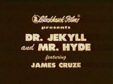 Dr. Jekyll And Mr. Hyde (I) (1912) afişi