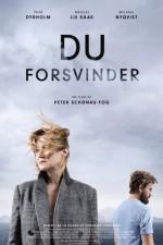 Du forsvinder (2017) afişi