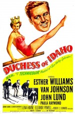 Duchess of Idaho (1950) afişi
