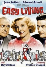 Easy Living (1937) afişi