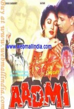 Ek Aadmi (1988) afişi