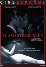 El Amante Bilingüe (1993) afişi