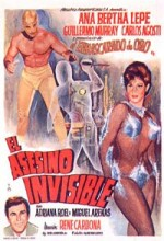 El Asesino Invisible (1965) afişi