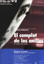 El Complot Dels Anells (1988) afişi