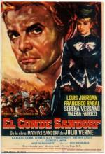 El Conde Sandorf (1963) afişi