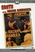 El Hacha Diabólica (1965) afişi