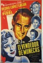 El Vendedor De Muñecas (1955) afişi