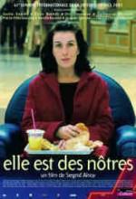 Elle Est Des Nôtres (2003) afişi