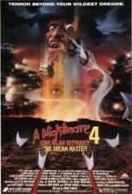 Elm Sokağında Kabus 4 : Rüya Ustası (1988) afişi