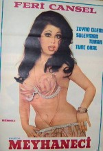 Elveda Meyhaneci (1972) afişi