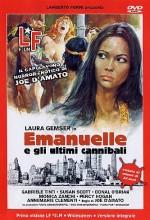 Emanuelle E Gli Ultimi Cannibali (1977) afişi