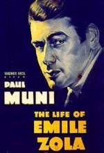 Emile Zola'nın Yaşamı (1937) afişi