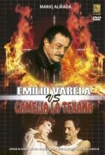 Emilio Varela Vs. Camelia La Texana (1987) afişi