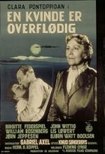 En Kvinde Er Overflødig (1957) afişi