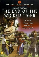 End Of The Wicked Tigers (1976) afişi