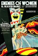 Enemies of Women (1923) afişi