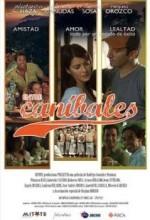 Entre Caníbales (2007) afişi
