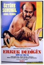Erkek Dediğin Böyle Olur (1974) afişi