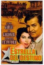 Estrella Del Destino (1951) afişi