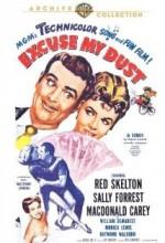 Excuse My Dust (ı) (1951) afişi
