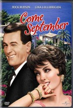 Eylül'de Gel (1961) afişi
