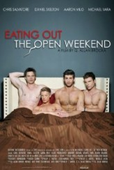 Eating Out: The Open Weekend (2012) afişi