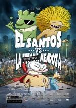 El Santos vs la Tetona Mendoza