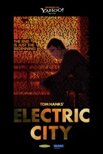 Electric City (2012) afişi