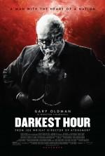 En Karanlık Saat (2017) afişi
