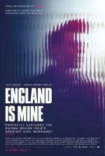 England Is Mine (2017) afişi
