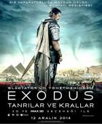 Exodus: Tanrılar ve Krallar (2014) afişi