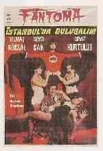 Fantoma İstanbul'da Buluşalım (1967) afişi