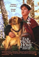 Far from Home: The Adventures of Yellow Dog (1994) afişi
