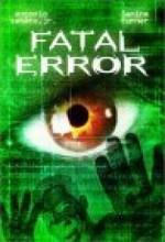 Fatal Error (1999) afişi