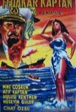 Fedakar Kaptan (1959) afişi
