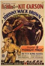 Fighting With Kit Carson (1933) afişi