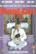 Final Cut (1998) afişi