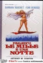 Finalmente... Le Mille E Una Notte (1972) afişi