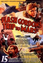 Flash Gordon's Trip To Mars (1938) afişi